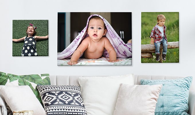 Picsy Canvas Prints Offer