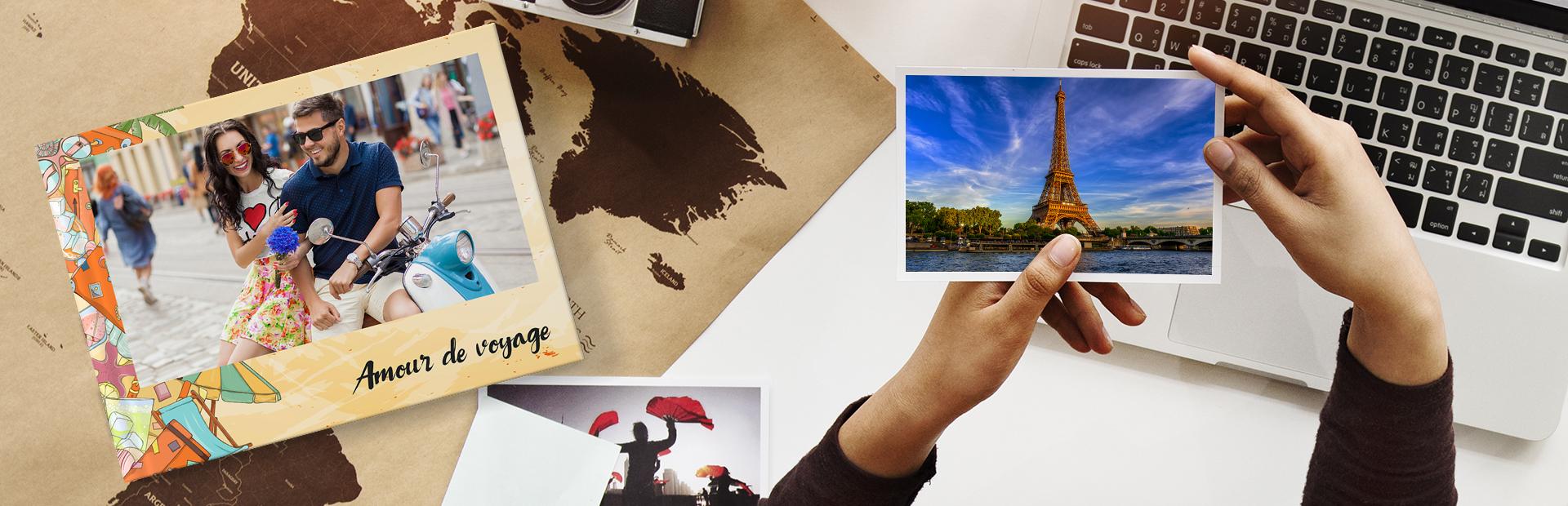 Cadeaux photo personnalisés en ligne - Picsy