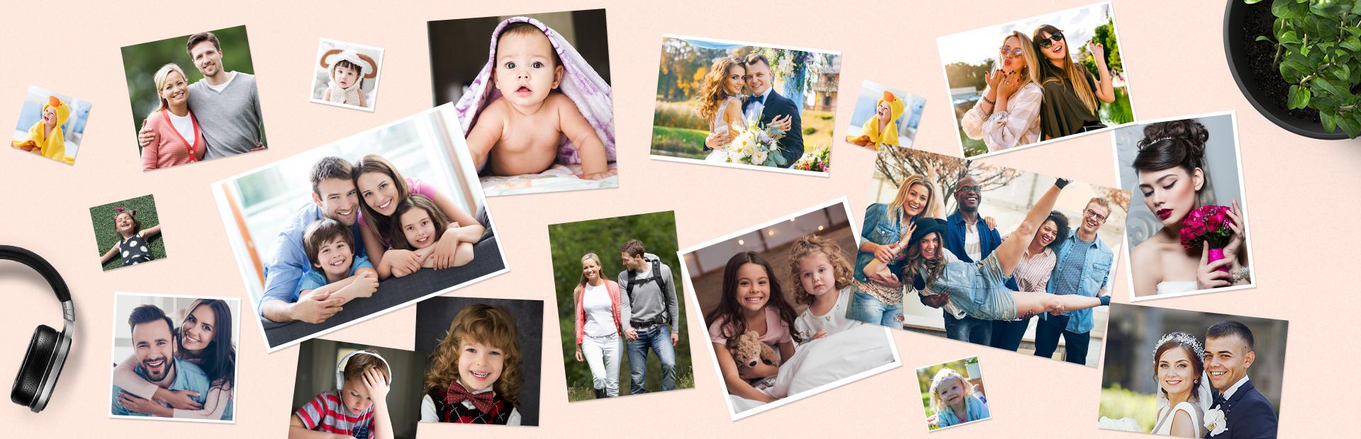Impression photo en ligne - Picsy
