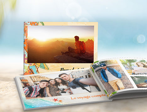 Travel Photo Book Printing - Picsy