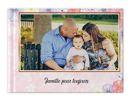 Albums photo personnalisés fabuleux de la famille