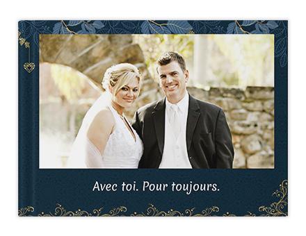 Livres photo personnalisés Moments de mariage