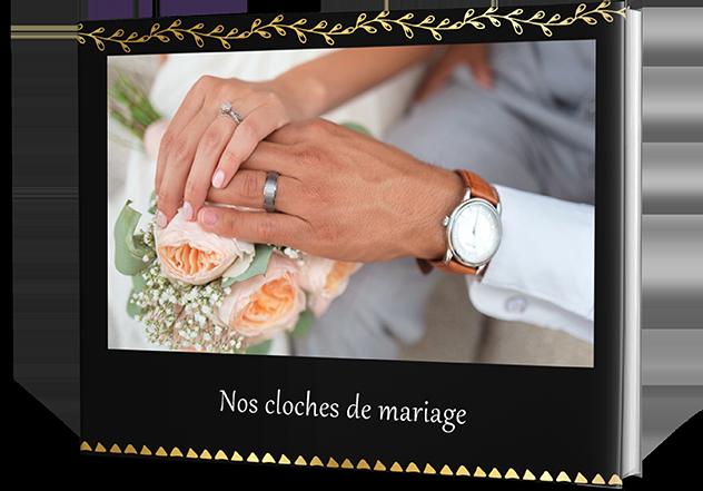Gilded Wedding Personalized Photo Books