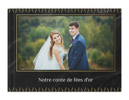 Livre photo de mariage - Meilleurs cadeaux de mariage