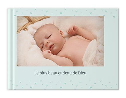 Petits livres photo pour bébé