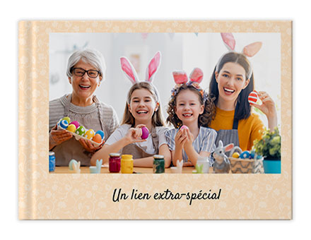 Les grands-parents adorent les livres photo - Cadeau pour les grands-parents